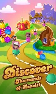 Candy Crush Saga APK Mod 2021 (Unlimited Moves/Lives/All Level) 4