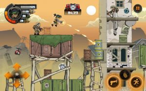 Metal Soldiers 2 Mod APK (Unlimited Money & Unlock Everything) 1