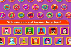 Bowmasters Mod APK (Unlimited Coins And Money) 2