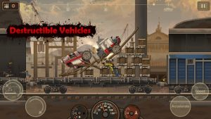 Earn to Die 2 Mod APK  (Free Shopping) 2