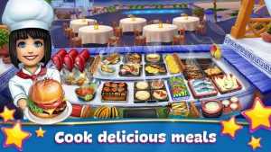 Cooking Fever Mod APK (Unlimited Gems, Coins, Gold) 3