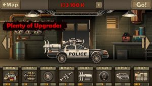 Earn to Die 2 Mod APK  (Free Shopping) 3
