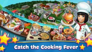 Cooking Fever Mod APK (Unlimited Gems, Coins, Gold) 4