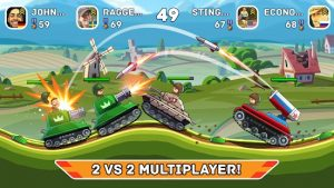 Hills of Steel Mod APK (Unlimited Money & Coins) 2
