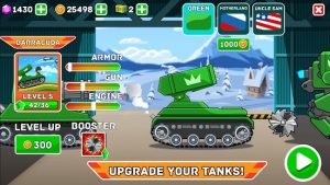 Hills of Steel Mod APK (Unlimited Money & Coins) 3