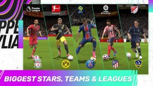 Fifa 20 Mod APK 2021 (Unlimited Money + Offline) 14.7.00 on android 1