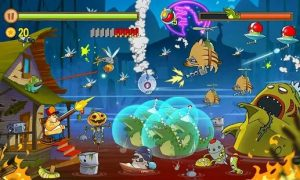 Swamp Attack Mod APK (Unlimited Money + Coins +Gold + Energy) 3