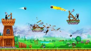 The Catapult 2 Mod APK 2021 (Unlimited money + Shopping) Download For Android 1