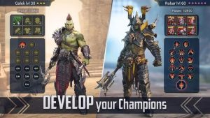 Raid shadow legends mod APK 2021 (Unlimited Money & Gems) Download For Android 1
