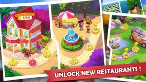 Cooking Madness Mod APK (Unlimited Money & Diamonds) Download For Android 1