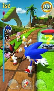 Sonic forces mod APK 2021 (Unlimited Money & Gold Coins) Download For Android 2