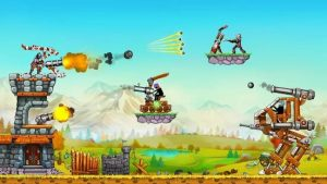 The Catapult 2 Mod APK 2021 (Unlimited money + Shopping) Download For Android 3