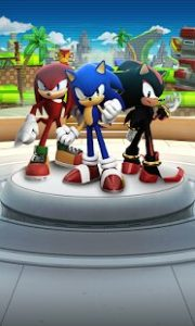 Sonic forces mod APK 2021 (Unlimited Money & Gold Coins) Download For Android 3
