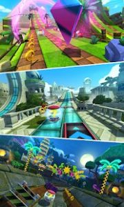 Sonic forces mod APK 2021 (Unlimited Money & Gold Coins) Download For Android 4