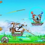 The Catapult 2 mod APK