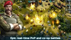 Art of War 3 Mod Apk v1.0.88 Hacked For Money + Gold And Energy + Free Shopping (2021) 1