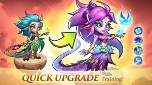 Download Idle Heroes Mod Apk 1.19.0.p3 Unlimited Gems, Coins (2021) 1