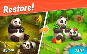 Download Wildscapes 2.2.0 Apk + Mod 2021 (Unlimited Money) for Android 1