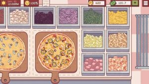 Download Good Pizza, Great Pizza 2021 (MOD, Unlimited Money) 1