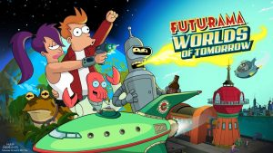 Download Futurama: Worlds of Tomorrow mod APK 2021 ( Free Store) free on android 1