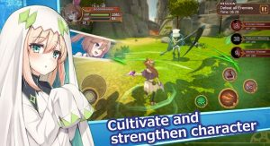 Gate of Mobius MOD APK (2021) v1.0 (Unlimited Resources) 2