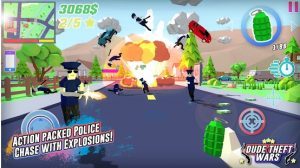 Dude Theft Wars MOD APK 0.9.0.1 (Free shopping) latest 2021 2