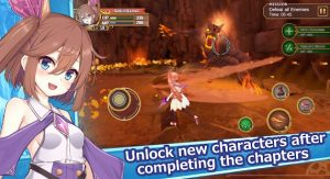 Gate of Mobius MOD APK (2021) v1.0 (Unlimited Resources) 3