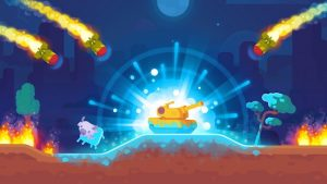 Download Tank Stars 2021 (MOD,Unlimited Money) free on android 3