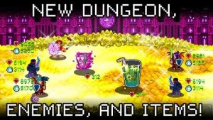 Download Soda Dungeon mod APK 2021 (unlimited gold) free on android 3