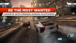 Need for speed most wanted mod APK 2021 (Unlimited cars & Money) 5.4.1 Download For Android 3