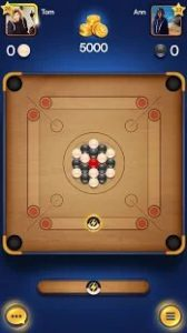Carrom Pool Mod Apk 2021 (Hack Unlimited Coins and Gems) 4