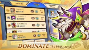 Download Idle Heroes Mod Apk 1.19.0.p3 Unlimited Gems, Coins (2021) 4
