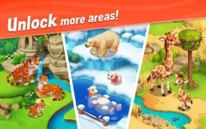 Download Wildscapes 2.2.0 Apk + Mod 2021 (Unlimited Money) for Android 4
