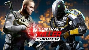 Download CONTRACT KILLER SNIPER MOD APK 2021 (unlimted ammo) 6.1.1 free on android 1