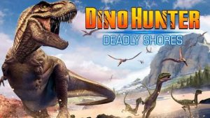 Download DINO HUNTER: DEADLY SHORES 2021 (MOD, Unlimited Money) free on android 1