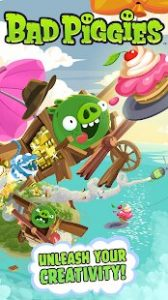 Download Bad Piggies 2021 (MOD, Unlimited Coins) 2.3.9 free on android 1