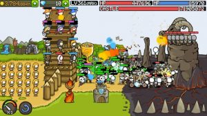Download Grow Castle 2021 (MOD, Unlimited Coins) free on android 1
