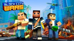 Download Block City Wars 2021 (MOD, Unlimited Money) free on android 1
