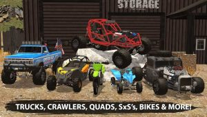 Offroad Outlaws MOD APK 4.9.1 (Free shopping) Latest 2021 1