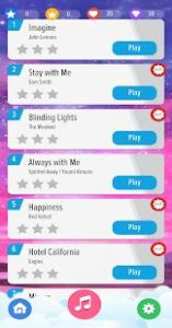 Download Piano Tiles 2 (MOD, Unlimite Money) 2021 free on android 1