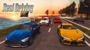 Real Driving Sim MOD APK 4.5 (Unlimited Money) Latest 2021 for android 1