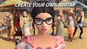 Avakin Life MOD APK 1.050.01 (Unlocked) Latest 2021 for android 1