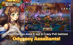 Dragon Blaze 7.3.5 MOD APK latest 2021 download for android 2