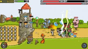 Download Grow Castle 2021 (MOD, Unlimited Coins) free on android 2