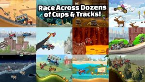 Download Hill Climb Racing 2 2021 (MOD, Unlimited Money) free on android 2