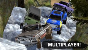 Offroad Outlaws MOD APK 4.9.1 (Free shopping) Latest 2021 2