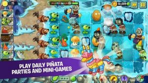 Download Plants vs Zombies 2 (MOD, Unlimited Coins/Gems) 2021 free on android 2