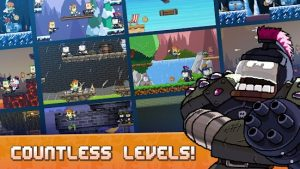 Dan the Man MOD APK 1.8.27 (Unlimited Money) 2021 2