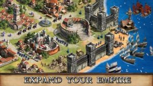 Rise of Empire Mod Apk + Data 1.250.2011 (Unlimited Money) Latest Version Download 2021 2