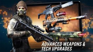 Download CONTRACT KILLER SNIPER MOD APK 2021 (unlimted ammo) 6.1.1 free on android 3